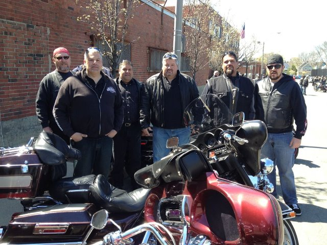 Somerville Biker wake